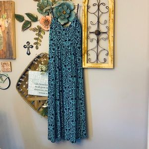 American Living Maxi Sundress